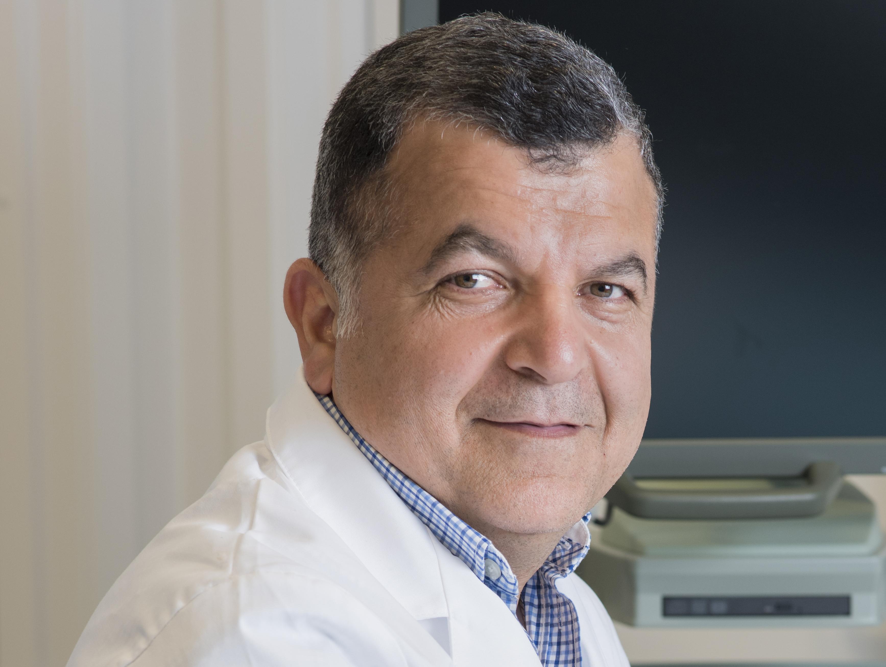 Jalil Davami - Urolog ved Collosseum Mann og overlege på urologisk avdeling på Ahus.