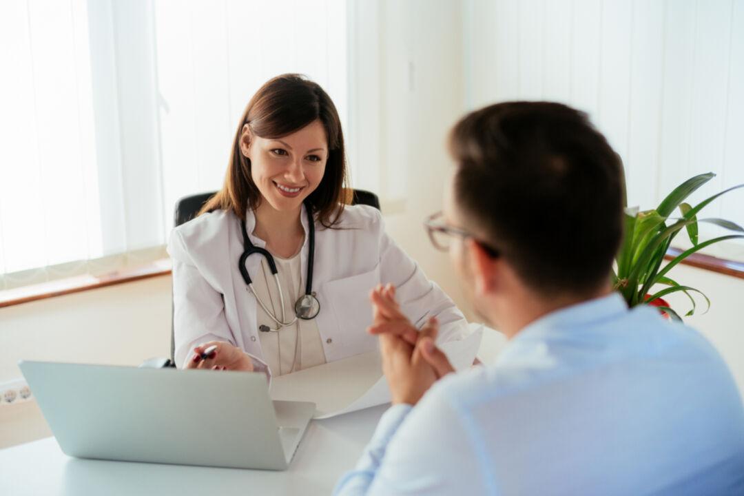 Vertikal Helse N2 648505459 lege pasient 01