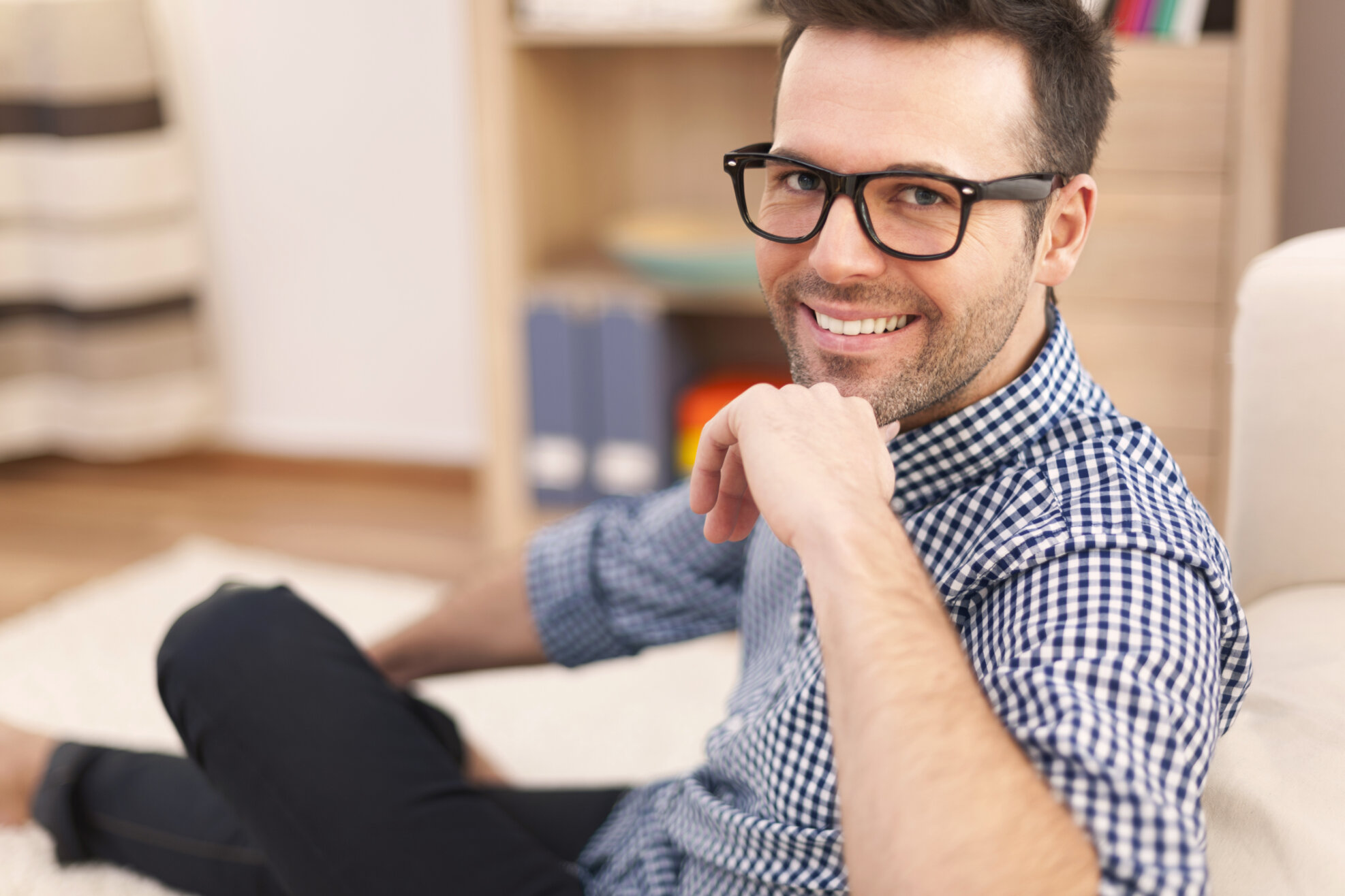 Vertikal Helse N3 172016045 mann briller