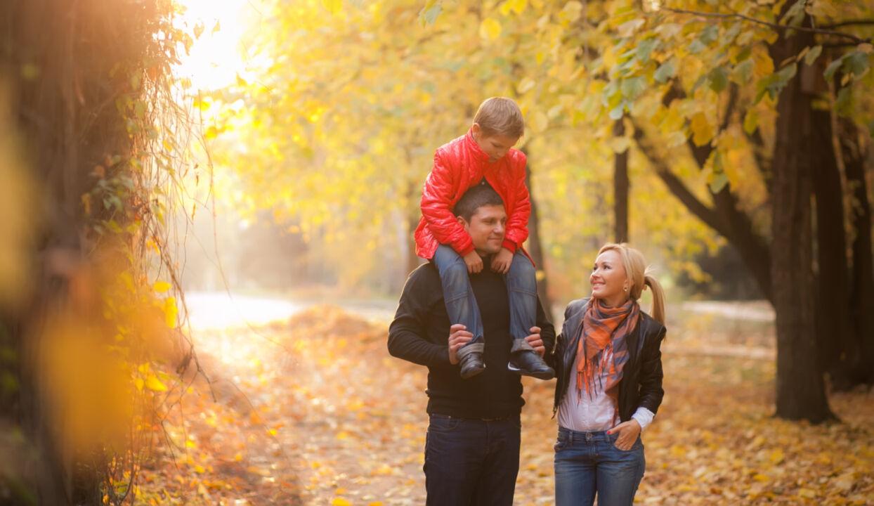 Vertikal Helse 150404600 familie høst