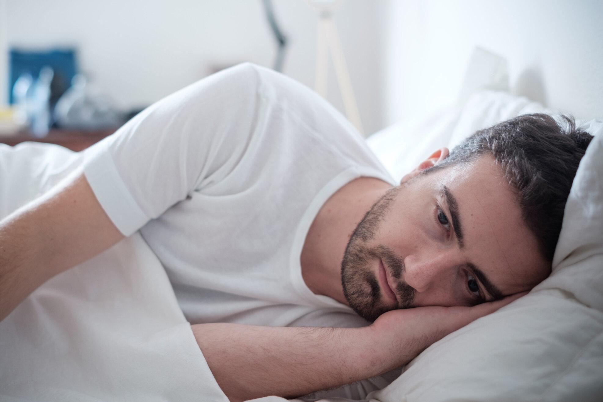 Vertikal-Helse-søvnproblemer