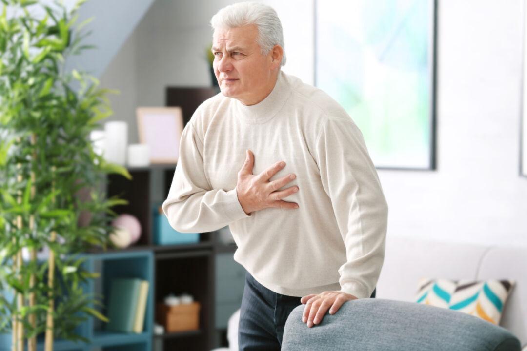 Vertikal Helse 607133411 hjerteflimmer mann