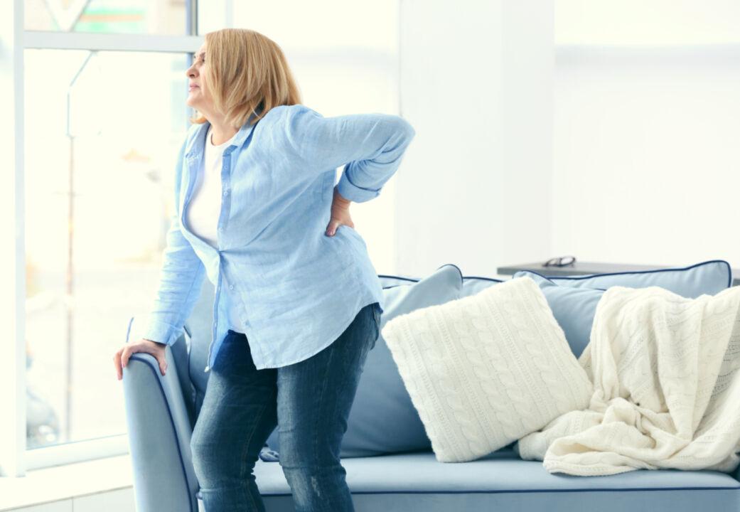Vertikal-Helse-muskelsmerter